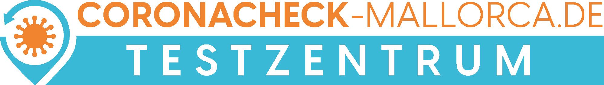 Coronacheck Mallorca Logo Web horizontal